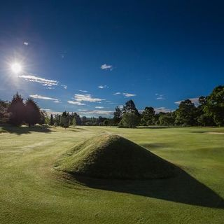 Banchory golf club cover picture