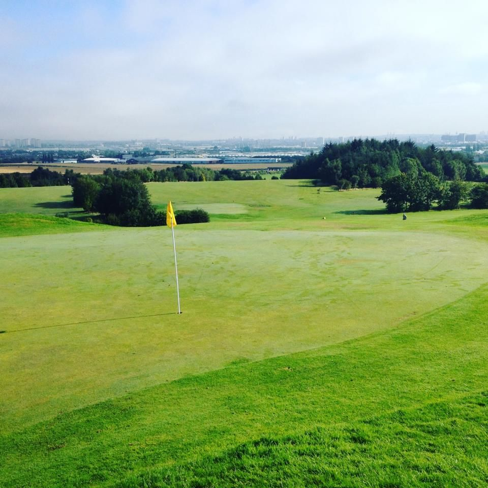 Barshaw golf club cover picture