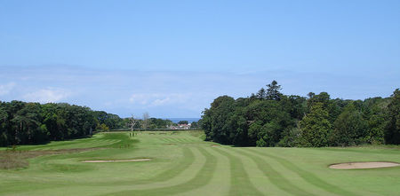 Overview of golf course named Belleisle Golf Club