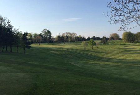 Bellshill Golf Club Cover