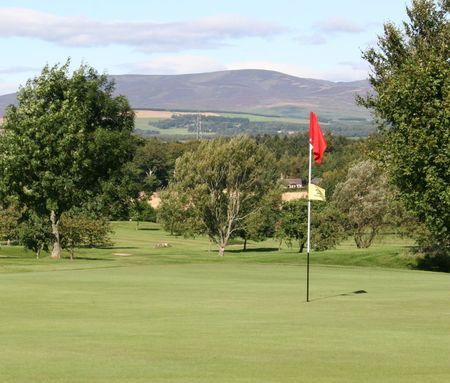 Brechin golf club cover picture