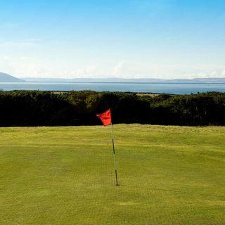 Bute golf club cover picture