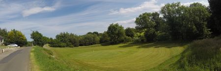 Cluny Clays Golf Club Cover Picture