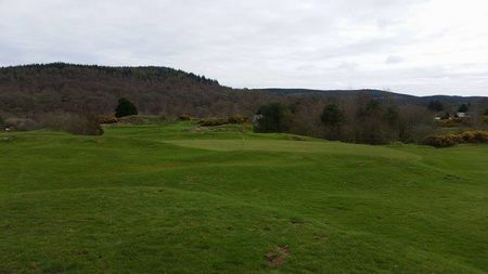 Craigieknowes golf club cover picture