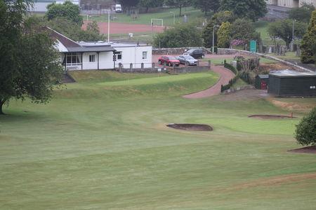 Cupar Golf Club Cover Picture