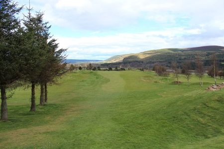 Rothes Golf Club Cover Picture