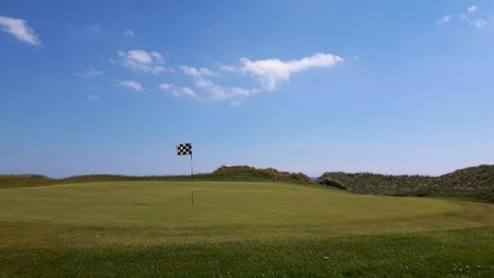 Royal montrose golf club cover picture