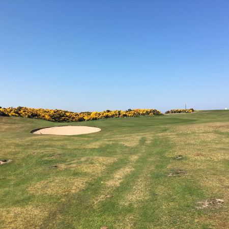 Spey Bay Golf Club Cover Picture