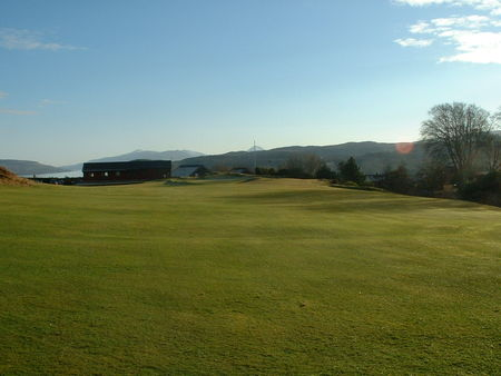 Tobermory golf club cover picture