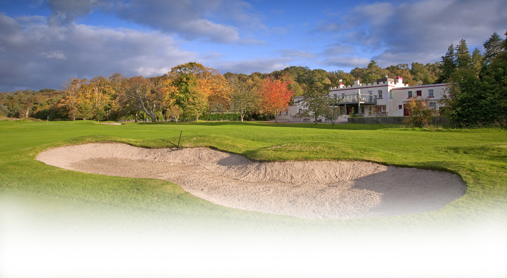 Overview of golf course named Isle of Eriska Golf Club
