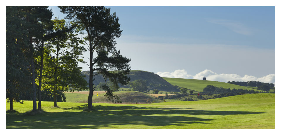 Overview of golf course named Kingarrock Golf Course
