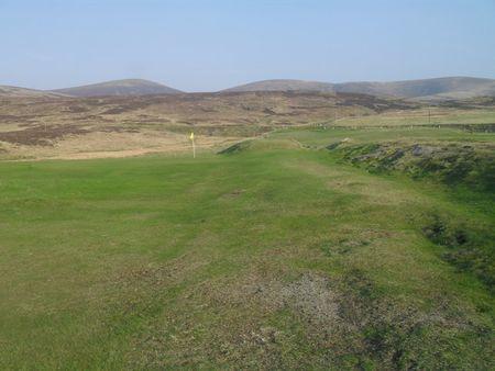 Leadhills golf club cover picture