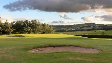 Lochmaben Golf Club Cover Picture