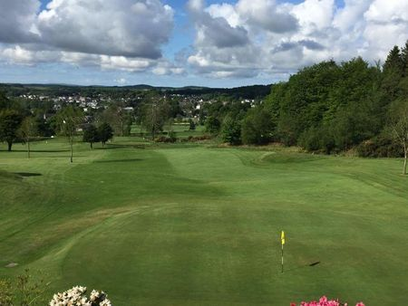 Overview of golf course named Newton Stewart Golf Club