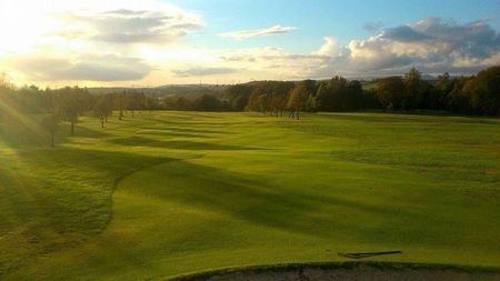 Easter Moffat Golf Club Cover Picture