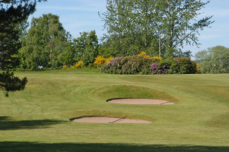 Edzell West Water Golf Club Cover Picture