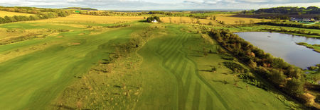 Overview of golf course named Forbes of Kingennie Country Resort