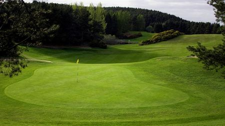 Forres Golf Club Cover Picture