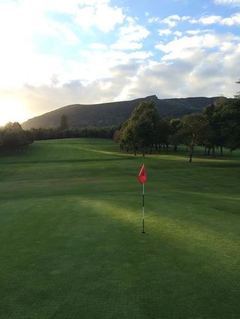 Fort William Golf Club Cover Picture