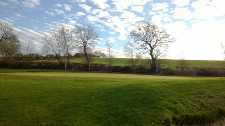 Haughburn golf club cover picture