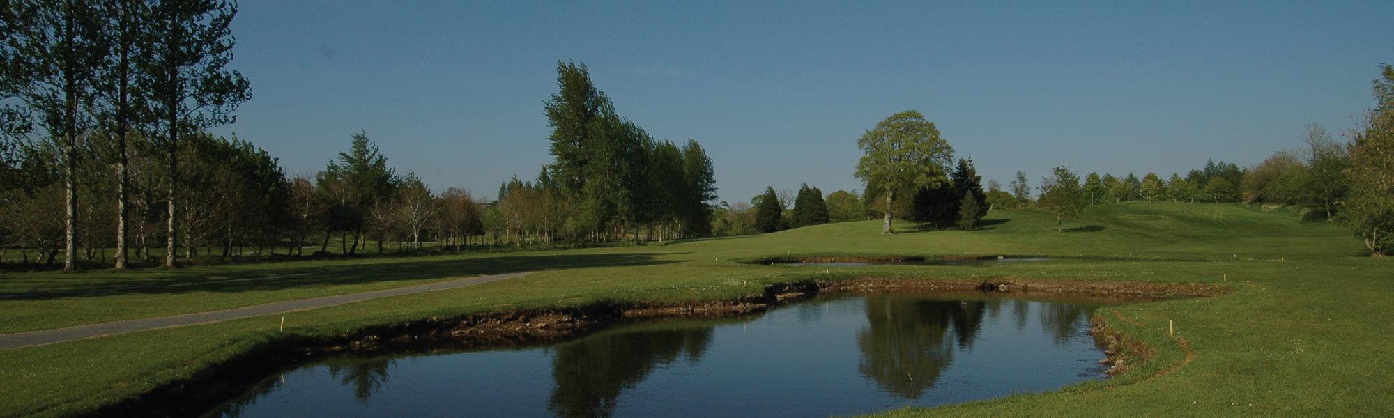 Ballyclare golf club cover picture