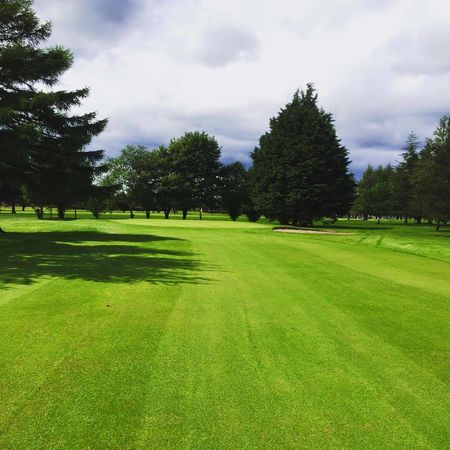 Ballymena golf club cover picture