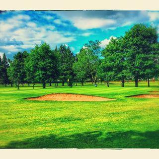 Ballymena golf club cover picture
