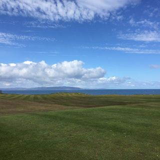 Ballyreagh golf club cover picture