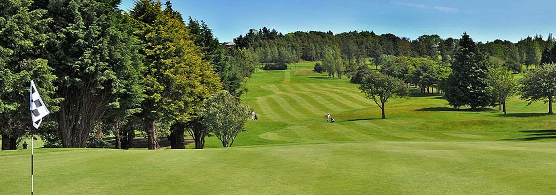Bangor golf club cover picture