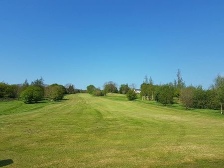 Burnfield house golf club cover picture