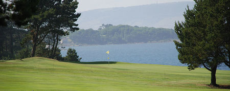 Carnalea golf club cover picture