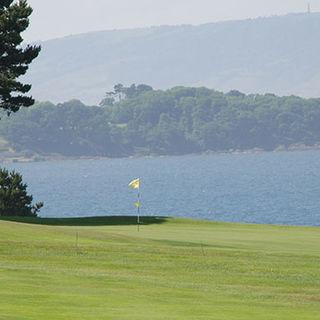 Carnalea golf club cover picture
