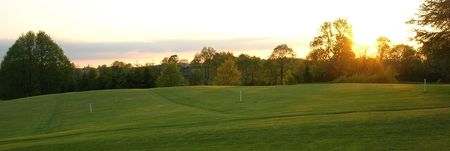 Clogher valley golf club cover picture