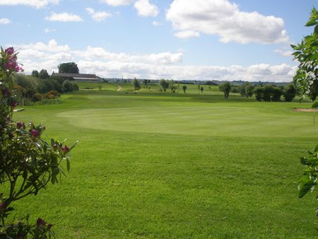 Down royal park golf course cover picture