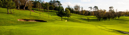 Overview of golf course named Dunmurry Golf Club