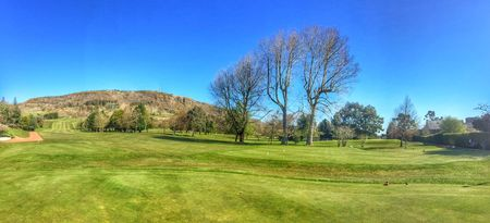 Greenisland golf club cover picture