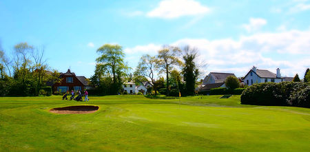 Helen's Bay Golf Club Cover Picture