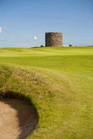 Kirkistown Castle Golf Club Cover Picture