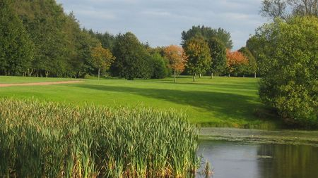 Overview of golf course named Lisburn Golf Club
