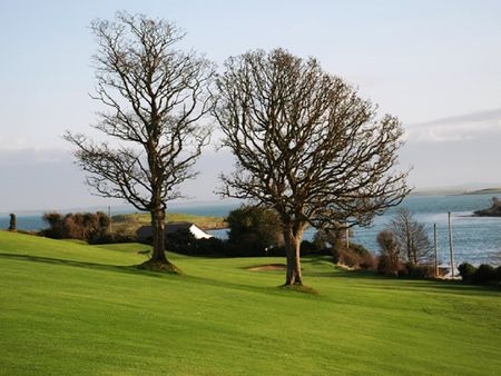 Mahee island golf club cover picture