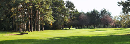 Overview of golf course named Massereene Golf Club
