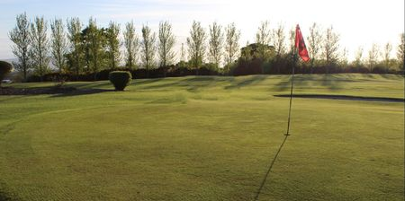 Mayobridge golf club cover picture