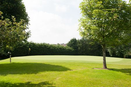 Omagh golf club cover picture