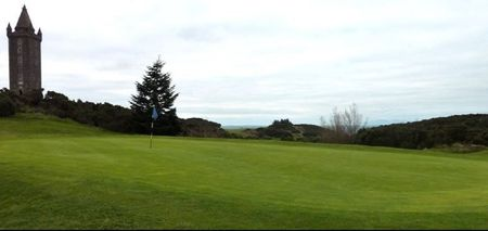 Scrabo golf club cover picture