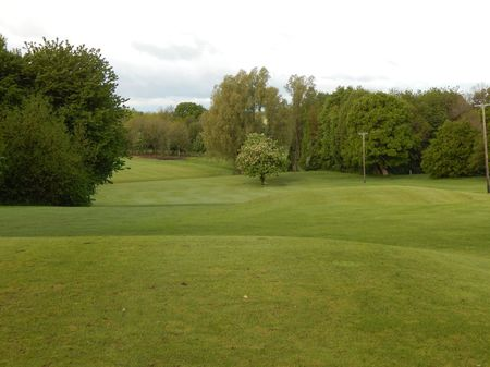Silverwood golf centre cover picture