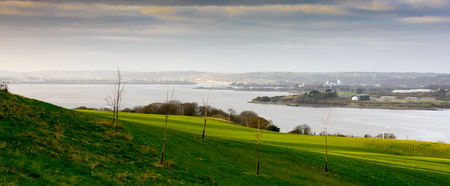 Overview of golf course named Cobh Golf Club