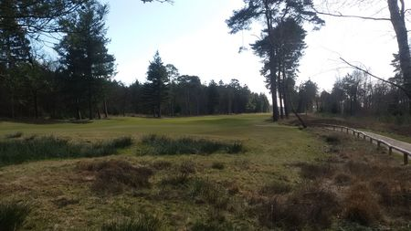 Overview of golf course named Golf and Country Club Lauswolt