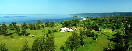 Overview of golf course named Port Vila Golf & Country Club