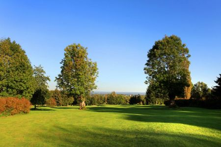 Overview of golf course named Golf and Country Club Henri-Chapelle