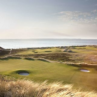 Golfclub budersand sylt cover picture